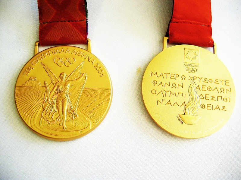 sportyjob Olympic Medals