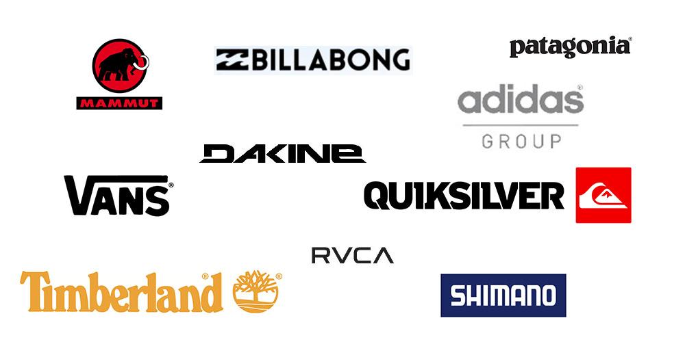Sportunternehmen, die in den letzten Jahren Jobs angeboten haben