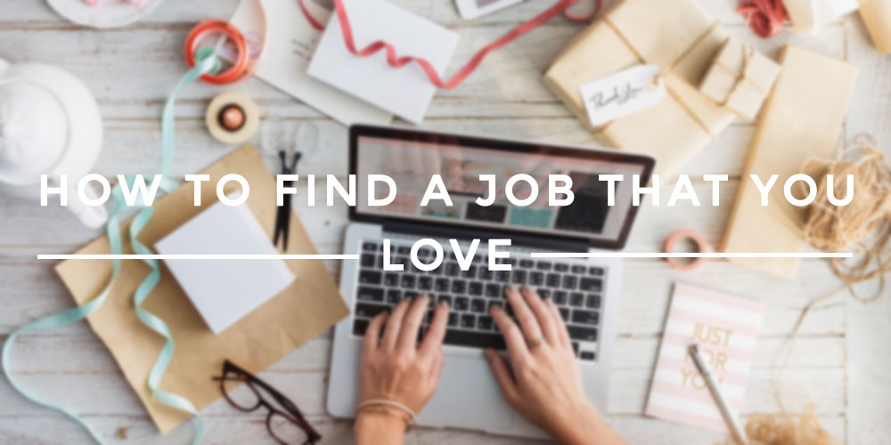 It's easy to find a job you love, come on board!