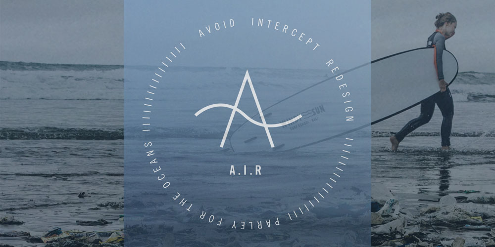 The AIR strategy by Parley to preserve our oceans